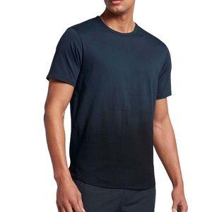 Jordan Nike 23 True Scorch T-Shirt Obsidian/ Black